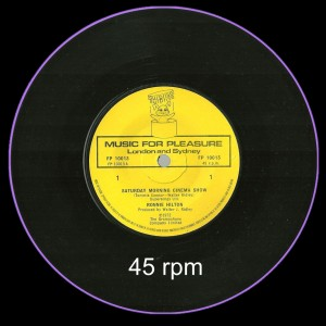 45 record
